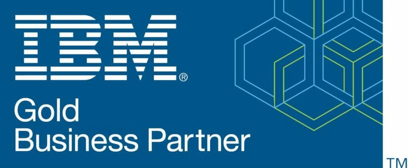Sumerge becoming an IBM Gold Business Partner.