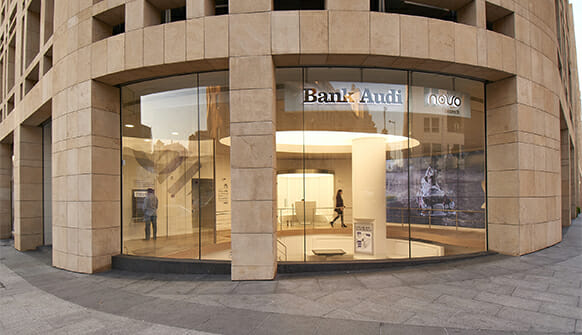 Implementing Daily Vouchers solution in Lebanon's largest bank, Bank Audi S.A.L.