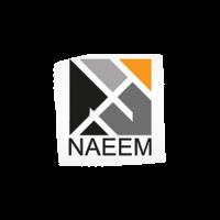 Naeem Logo