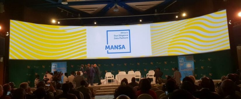 Sumerge and AFREXIM Launching Mansa in Abuja, Nigeria