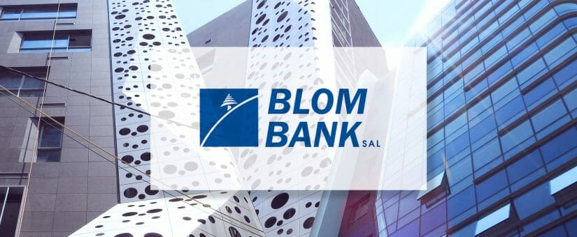 How are Sumerge's BPM and ECM solutions helping Blom Bank go digital