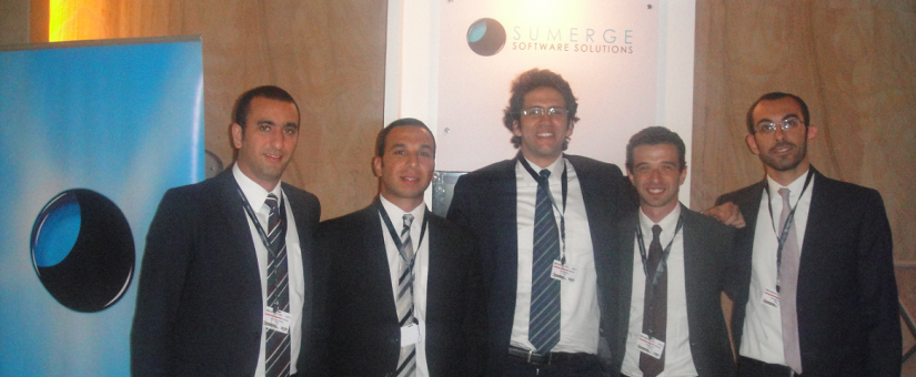 Sumerge exhibiting at IBM Software Day in Egypt