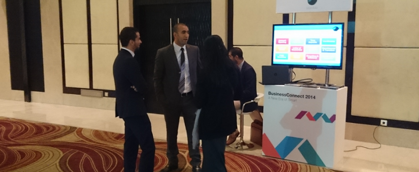 Sumerge presents at IBM BusinessConnect, Egypt