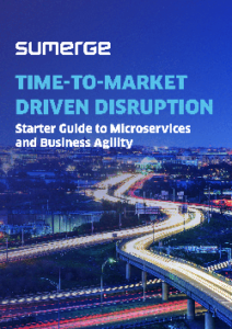 Microservices starter guide - ebook - sumerge